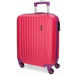 TROLLEY ABS 67CM PICADILLY FUCSIA