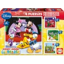 PUZZLE PROGRESIVOS MICKEY EDUCA
