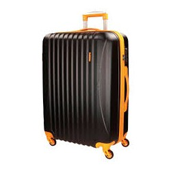 TROLLEY ABS 67 CM MOVOM PICADILLY NEGRO