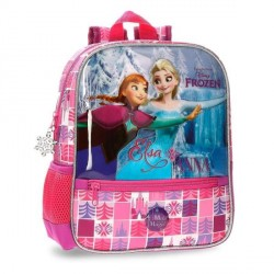 MOCHILA 28 CM FROZEN MAGIC