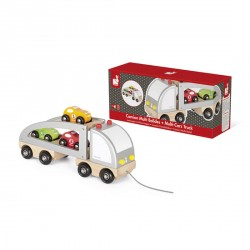 CAMION TRANSPORTA COCHES JANOD