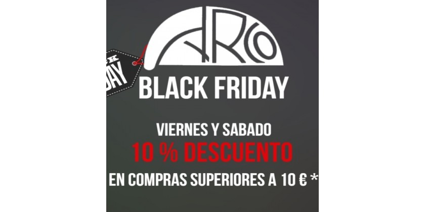 ¡EL BLACK FRIDAY HA LLEGADO A PAPELERIA ARCO!